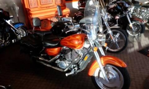 2002 Honda Shadow for sale in Topeka, KS
