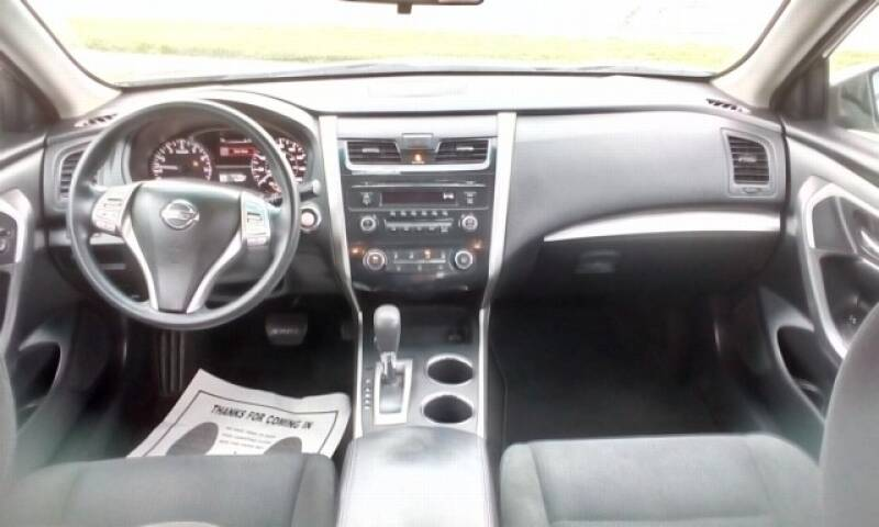 2015 Nissan Altima 2.5 SL 4dr Sedan - Topeka KS