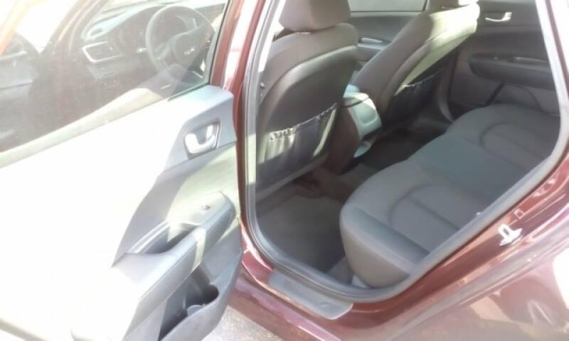 2017 Kia Optima LX 4dr Sedan - Topeka KS