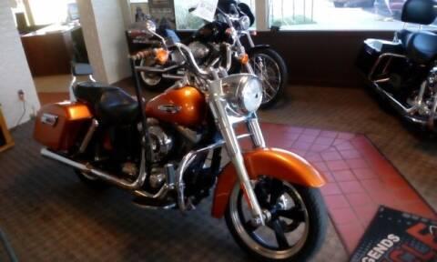 2014 Harley-Davidson FLD