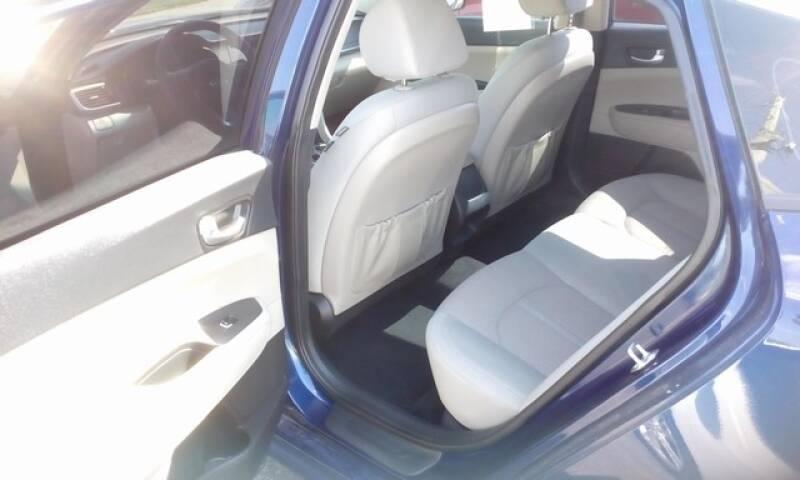 2018 Kia Optima LX 4dr Sedan - Topeka KS