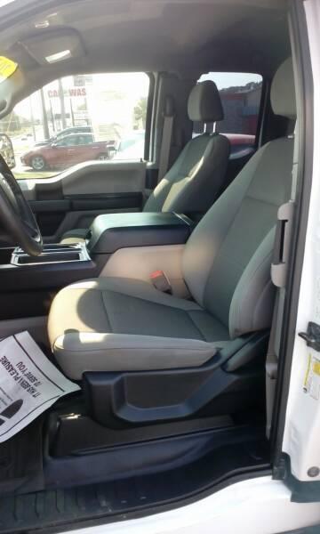 2018 Ford F-150 XL SuperCab 6.5-ft. - Topeka KS