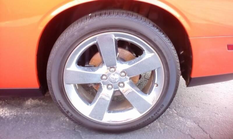 2009 Dodge Challenger R/T 2dr Coupe - Topeka KS