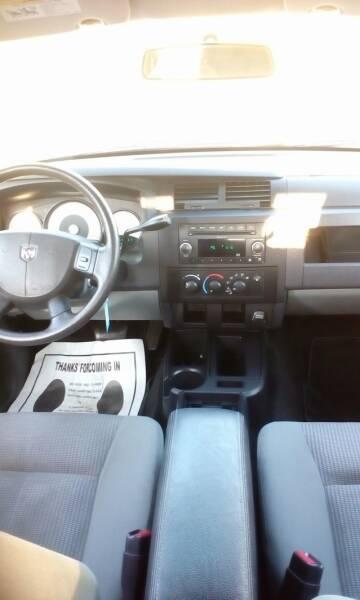 2011 RAM Dakota SXT Crew Cab 2WD - Topeka KS