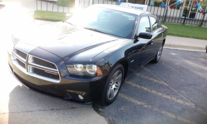 2014 Dodge Charger R/T 4dr Sedan - Topeka KS