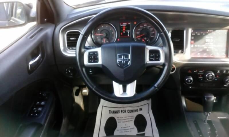 2014 Dodge Charger R/T 4dr Sedan - Topeka KS