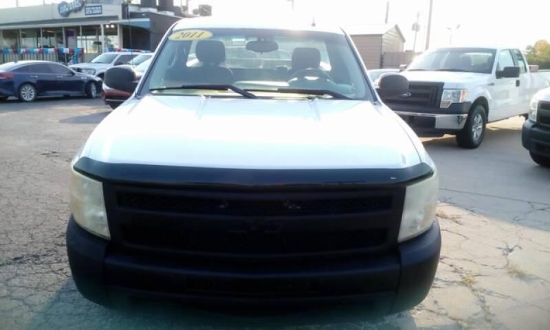 2011 Chevrolet Silverado 1500 Work Truck 2WD - Topeka KS