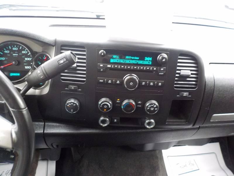 2010 Chevrolet Silverado 1500 4x4 LT 4dr Extended Cab 6.5 ft. SB - Sylva NC