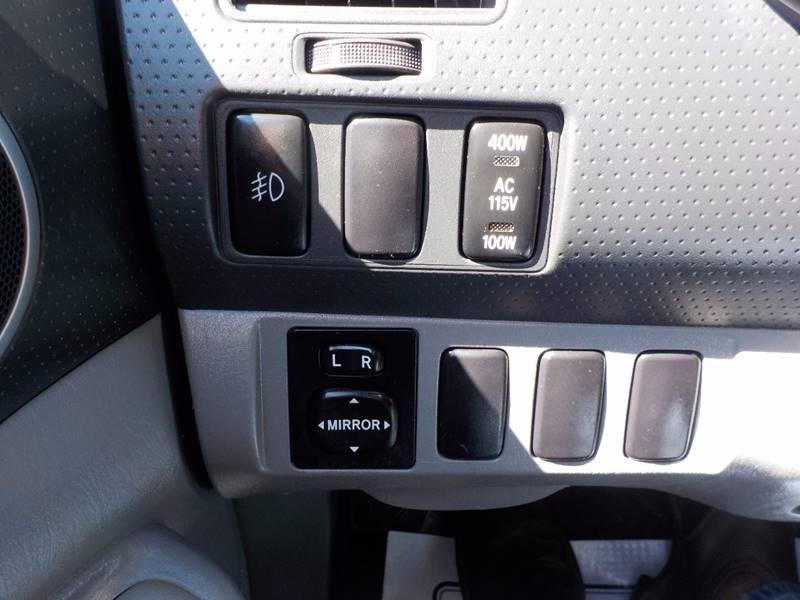 2007 Toyota Tacoma V6 4dr Access Cab 4WD 6.1 ft. SB (4L V6 5A) - Sylva NC