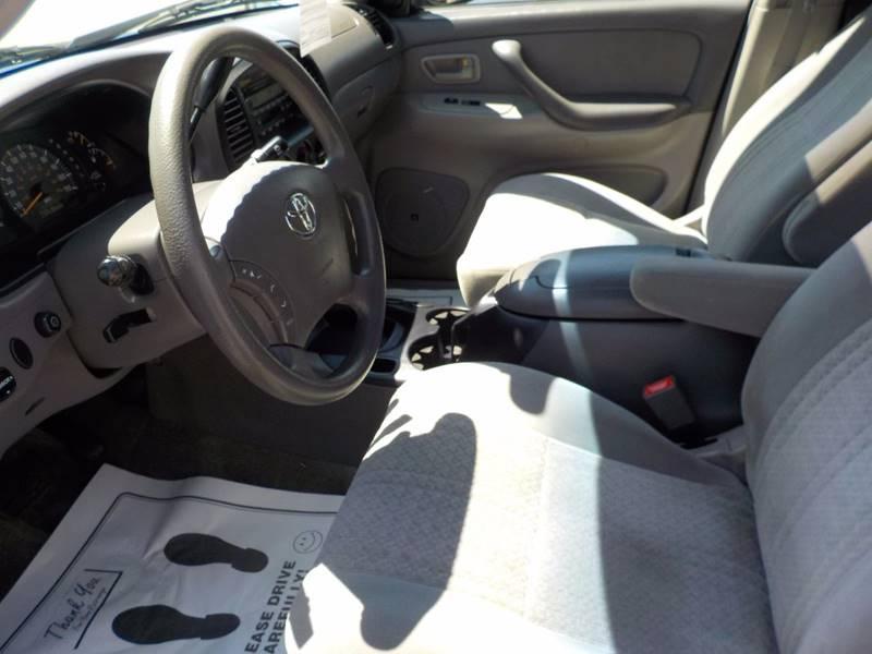 2004 Toyota Tundra 4dr Double Cab SR5 4WD SB V8 - Sylva NC
