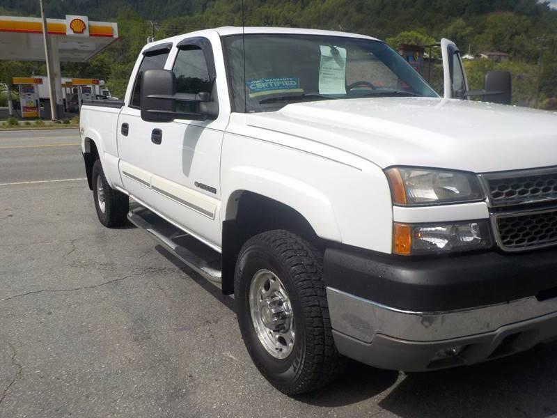 2005 Chevrolet Silverado 2500HD 4dr Crew Cab LS 4WD SB - Sylva NC