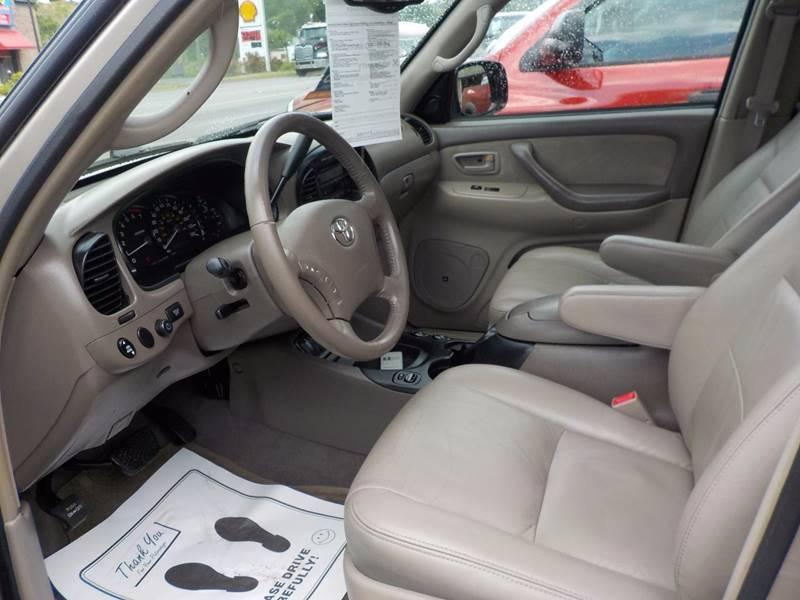 2006 Toyota Sequoia SR5 4dr SUV 4WD - Sylva NC