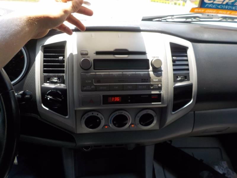 2009 Toyota Tacoma 4x4 V6 4dr Double Cab 5.0 ft. SB 5A - Sylva NC