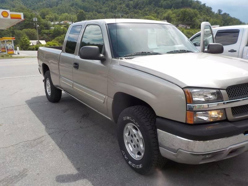 2003 Chevrolet Silverado 1500 4dr Extended Cab LS 4WD SB - Sylva NC