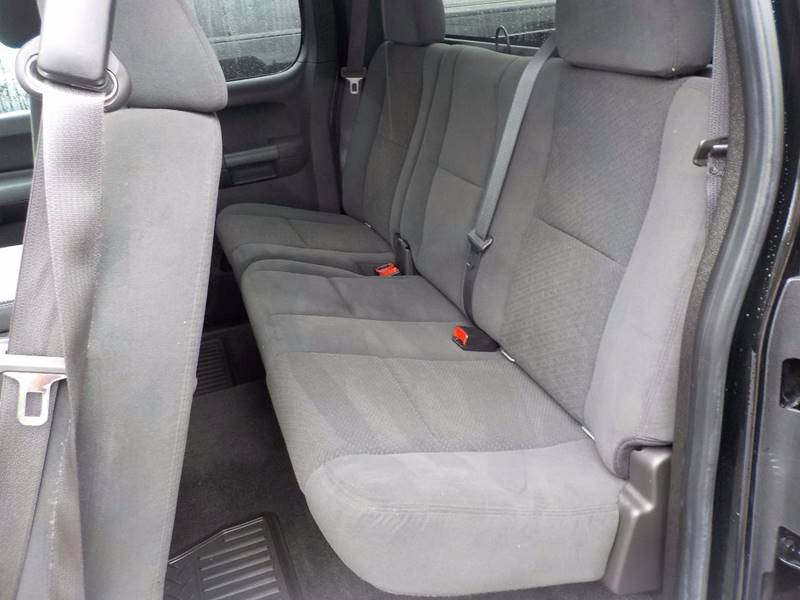 2007 Chevrolet Silverado 1500 LT1 4dr Extended Cab 4WD 6.5 ft. SB - Sylva NC