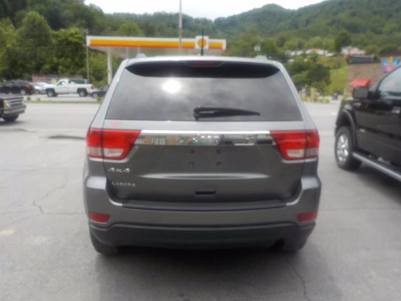 2012 Jeep Grand Cherokee 4x4 Laredo 4dr SUV - Sylva NC