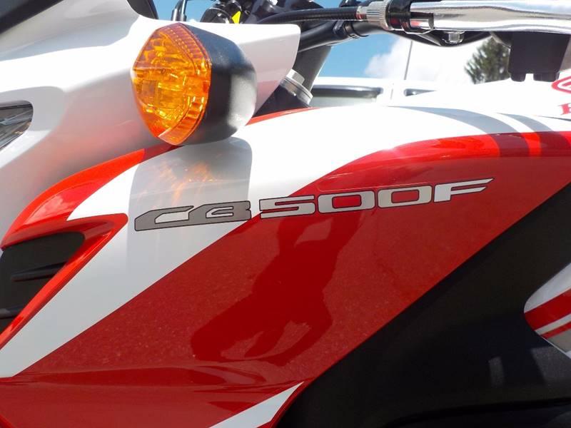 2015 Honda CB500F  - Sylva NC
