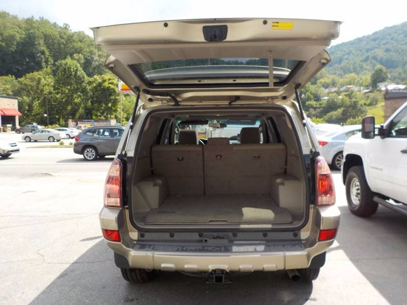 2005 Toyota 4Runner SR5 4WD 4dr SUV - Sylva NC