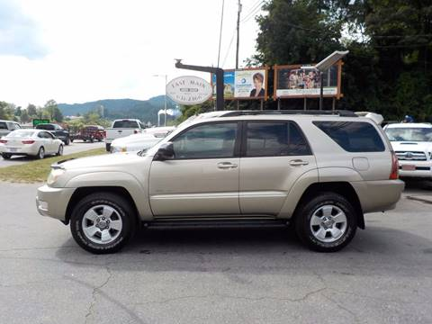 2005 Toyota 4Runner for sale in Sylva, NC