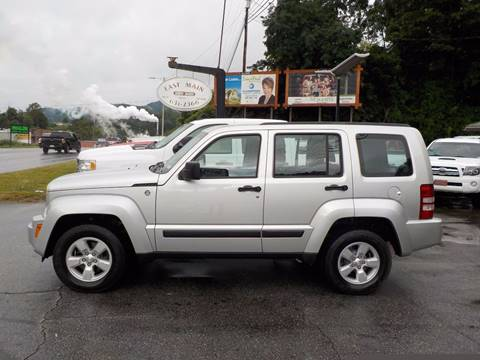 2011 Jeep Liberty for sale in Sylva, NC