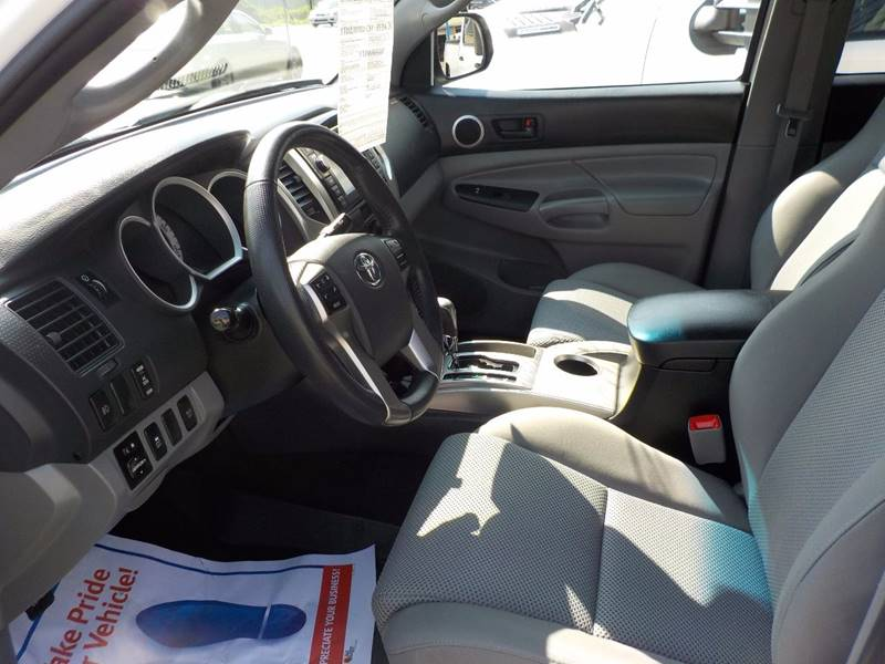 2013 Toyota Tacoma 4x4 V6 4dr Double Cab 6.1 ft SB 5A - Sylva NC