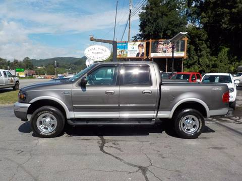 2002 Ford F-150 for sale in Sylva, NC
