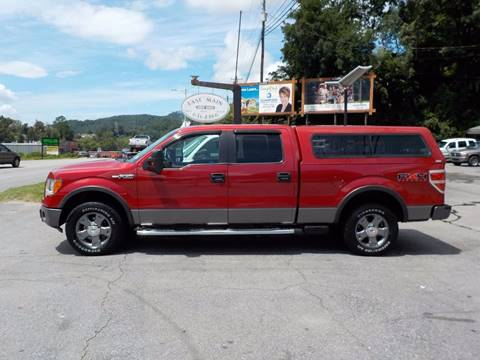 2009 Ford F-150 for sale in Sylva, NC