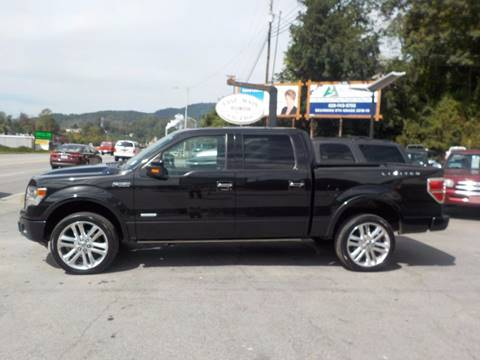 2013 Ford F-150 for sale in Sylva, NC
