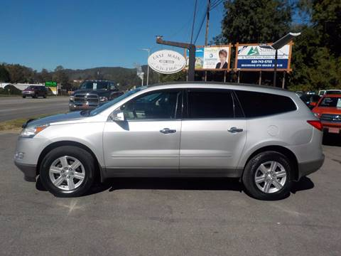 2010 Chevrolet Traverse for sale in Sylva, NC
