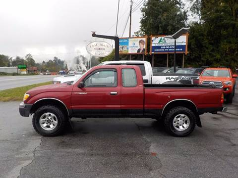 1998 Toyota Tacoma for sale in Sylva, NC