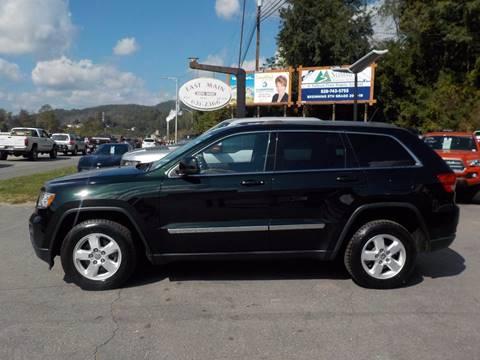 2012 Jeep Grand Cherokee for sale in Sylva, NC