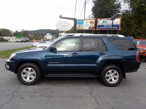 2004 Toyota 4Runner for sale in Sylva, NC