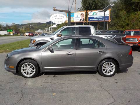 2012 Ford Fusion for sale in Sylva, NC