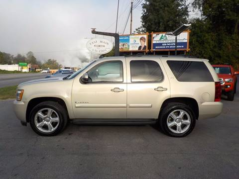 2007 Chevrolet Tahoe for sale in Sylva, NC