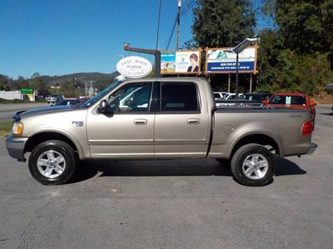 2003 Ford F-150 for sale in Sylva, NC