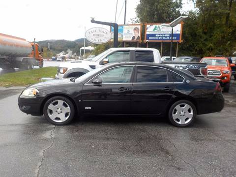 2006 Chevrolet Impala for sale in Sylva, NC