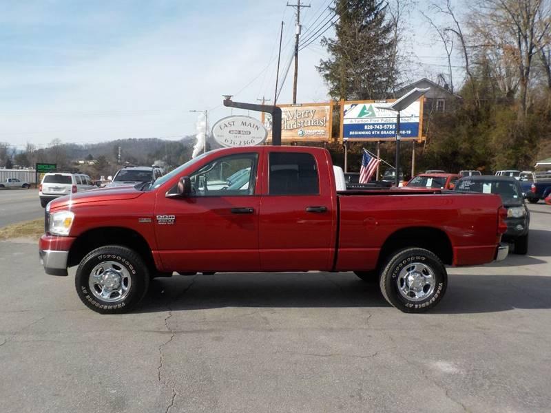 Dodge Used Cars Pickup Trucks For Sale Sylva EAST MAIN AUTO SALES