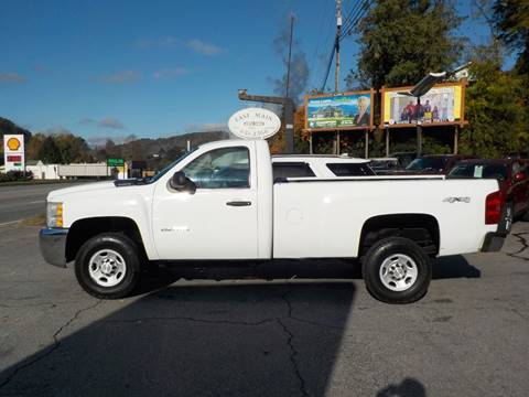 2010 Chevrolet Silverado 2500HD for sale in Sylva, NC