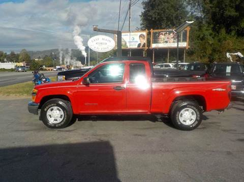 2004 GMC Canyon for sale in Sylva, NC