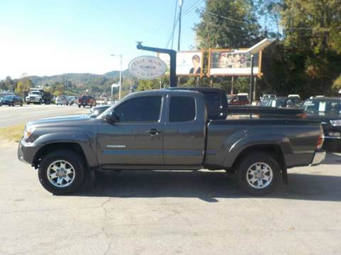 2013 Toyota Tacoma for sale in Sylva, NC