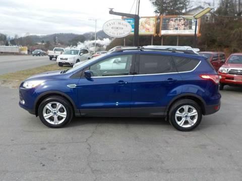 2013 Ford Escape for sale in Sylva, NC