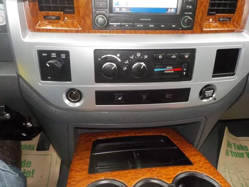 2007 Dodge Ram Pickup 1500 Laramie 4dr Quad Cab 4WD SB - Sylva NC