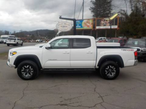 2016 Toyota Tacoma for sale in Sylva, NC