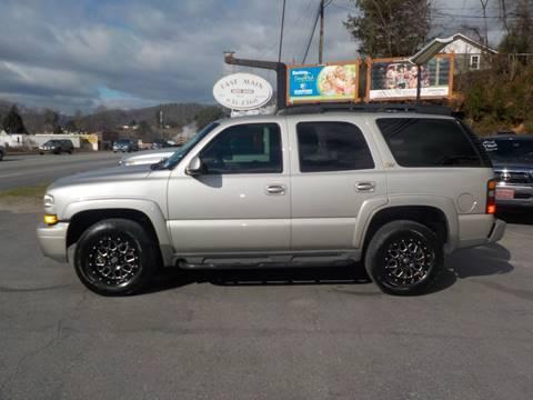 2004 Chevrolet Tahoe for sale in Sylva, NC