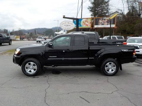 2014 Toyota Tacoma for sale in Sylva, NC