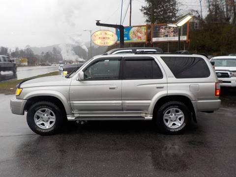 2000 Toyota 4Runner for sale in Sylva, NC