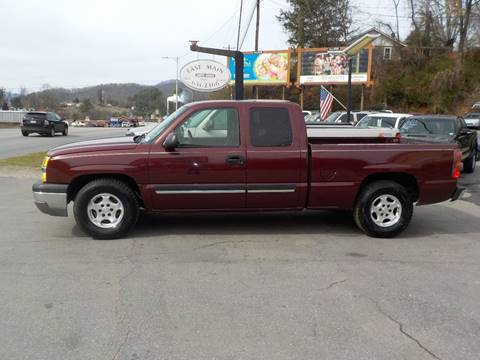 2003 Chevrolet Silverado 1500 for sale in Sylva, NC