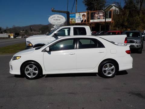 2013 Toyota Corolla for sale in Sylva, NC