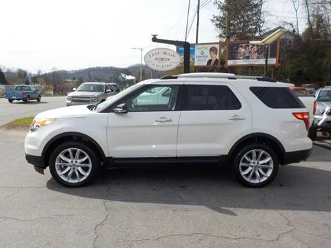 2011 Ford Explorer for sale in Sylva, NC