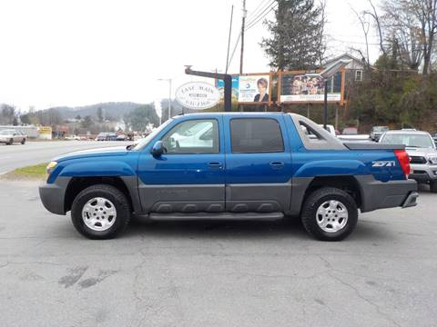 2003 Chevrolet Avalanche for sale in Sylva, NC